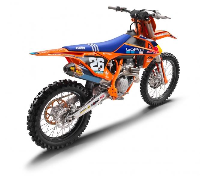 160465 KTM 250 SX-F Factory Edition MY 2017